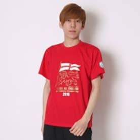 ヨネックス YONEX ユニセックスTシャツ ドライTシャツ YOB16010 レッド  (クリスタルレッド)