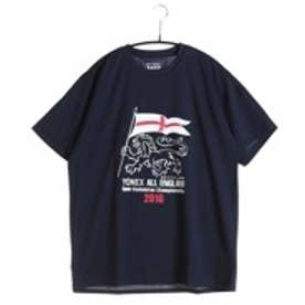 ヨネックス YONEX ユニセックスTシャツ ドライTシャツ YOB16010 ネイビー  (ネイビーブルー)
