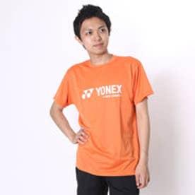ヨネックス YONEX ユニセックスTシャツ ベリークールTシャツ 16201  (サンシャインオレンジ)
