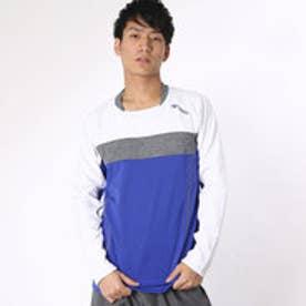 ヨネックス YONEX ユニセックス テニス トレーナー ライトトレーナー 31012  (ミッドナイトネイビー)