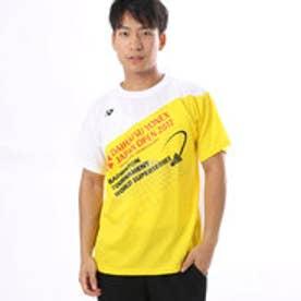 ヨネックス YONEX ユニセックス テニス 半袖Tシャツ UNIプラクティスTシャツ YOB17330
