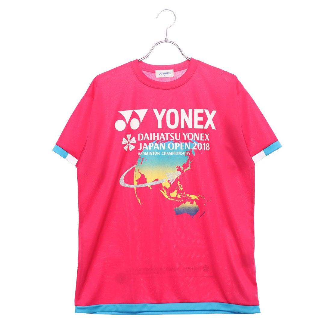 c64090d5de0a5 ヨネックス YONEX バドミントン 半袖Tシャツ ユニプラクティスTシャツ YOB18330 -レディースファッション通販  ロコンドガールズコレクション (LOCONDO GIRL'S ...