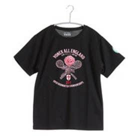 ヨネックス YONEX バドミントンTシャツ ドライTシャツ YOB16011 ブラック  (ブラック)