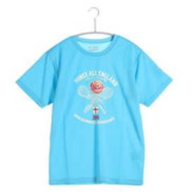ヨネックス YONEX バドミントンTシャツ ドライTシャツ YOB16011 ブルー  (オーシャンブルー)