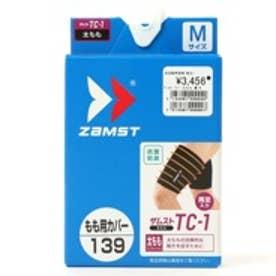 ザムスト Zamst 太ももサポーター 両足入り TC-1 375901     ブラック