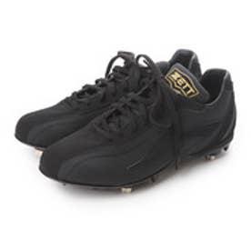 ゼット ZETT 野球スパイク ネオステイタス NEO STATUS BSR2866 ブラック (ブラックXブラック)