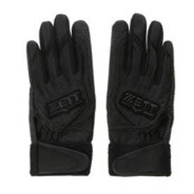 ゼット ZETT ジュニア 野球 バッティング用手袋 バッティンググラブ IMPACTZETT(両手用) 少年用 BG997J