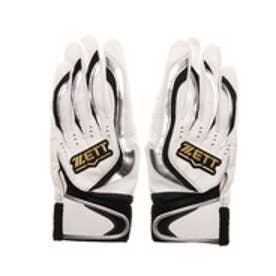 ゼット ZETT ユニセックス 野球 バッティング用手袋 バッティンググラブ IMPACTZETT(両手用) BG997