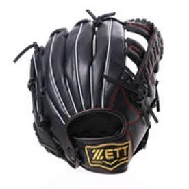 ゼット ZETT ユニセックス 軟式野球 野手用グラブ ファインキャッチ BJG17A01