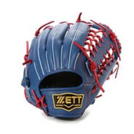 ゼット ZETT ユニセックス 軟式野球 野手用グラブ デュアルキャッチ BRGB34770
