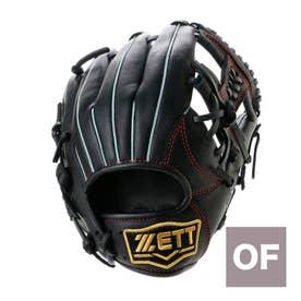 ゼット ZETT 軟式野球 野手用グラブ ファインキャッチ BJG18A01