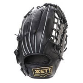ゼット ZETT 軟式野球 野手用グラブ デュアルキャッチ BRGB34840