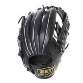 ゼット ZETT 軟式野球 野手用グラブ デュアルキャッチ BRGB34830