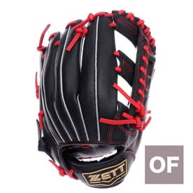 ゼット ZETT 軟式野球 野手用グラブ ファインキャッチ BRG18A06