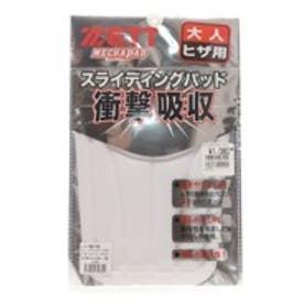 ゼット ZETT 野球 パッド 衝撃吸収スライディングパッド(膝用) PA11K