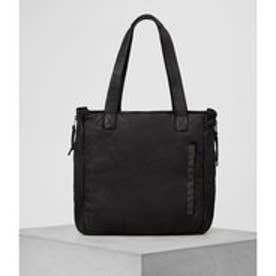 SHOTO TOTE (Washed Black/Khaki)