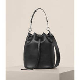 RAY LEA BUCKET BAG (Black)