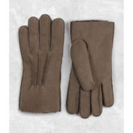 BERING GLOVES (Dark Taupe)