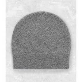 HIRU CASHMERE BEANIE (Grey Marl)