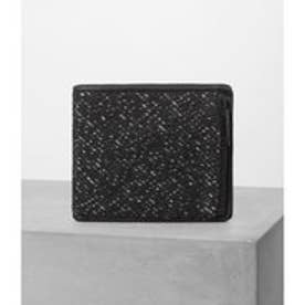 HAVOC WALLET (WASHED BLACK TWEED)