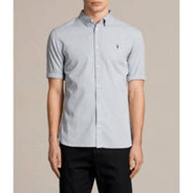 REDONDO HALF SLEEVED SHIRT(Light Grey)