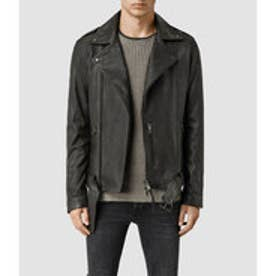 KAHAWA LEATHER BIKER(ANTHRACITE GREY)