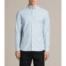 HUNGTINGDON LONG SLEEVED SHIRT(Light Blue)