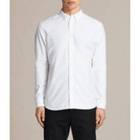 HUNGTINGDON LS SHIRT(White)