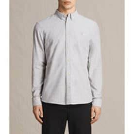 HUNGTINGDON LONG SLEEVED SHIRT(DARK GULL GREY)