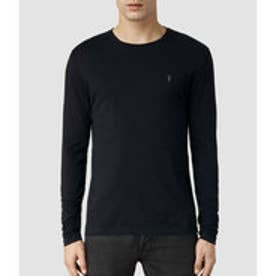 TONIC LONG SLEEVED CREW T-SHIRT(INK NAVY)