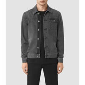 STRUAN DENIM JACKET (Grey)