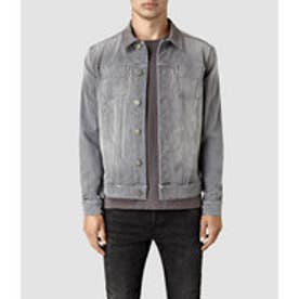 MAXWELL DENIM JACKET (Grey)