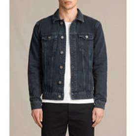 MALLAIG DENIM JACKET (Indigo Blue)