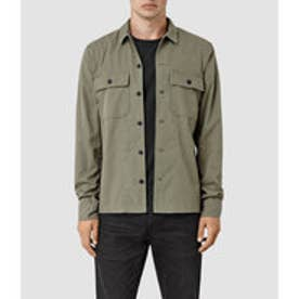 FEARNOT LONG SLEEVED SHIRT (Light Khaki Green)
