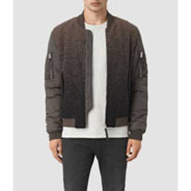 SHIRO BOMBER (Brown/Black)
