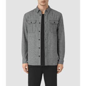CHINOOK LONG SLEEVED SHIRT (Charcoal Marl)