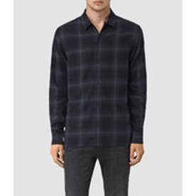 VOLBORG LONG SLEEVED SHIRT (Dark Ink)