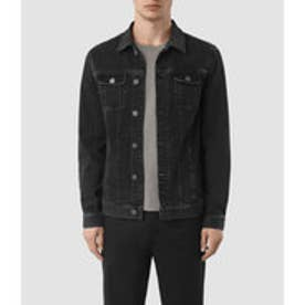 LEITH DENIM JACKET (Graphite)
