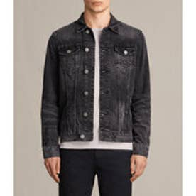 TOCANDER DENIM JACKET (Washed Black)