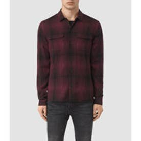 DECATUR LONG SLEEVE SHIRT (Oxblood)