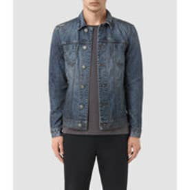 HOCKETT DENIM JACKET (Indigo Blue)