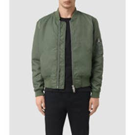 MARLO BOMBER (SMOKE GREEN)