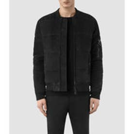 STATE PUFFER BOMBER (Washed Black)