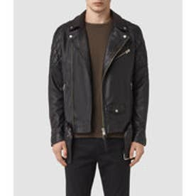 BOYSON BIKER JACKET (Black)