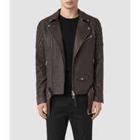 BOYSON BIKER JACKET (ANTHRACITE GREY)