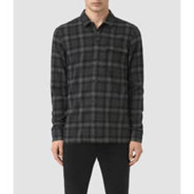 HOBART LONG SLEEVE SHIRT (Black)