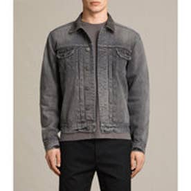 GALION DENIM JACKET (Grey)