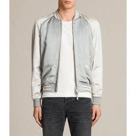 RUNDLE BOMBER (Powder Blue)
