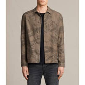YASUKO JACKET (Khaki Brown)