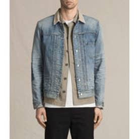 DARUMA DENIM JACKET (Light Indigo)
